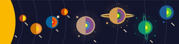 """Solar System"" by Marica Maifredi is licensed under CC BY-NC-ND 4.0"